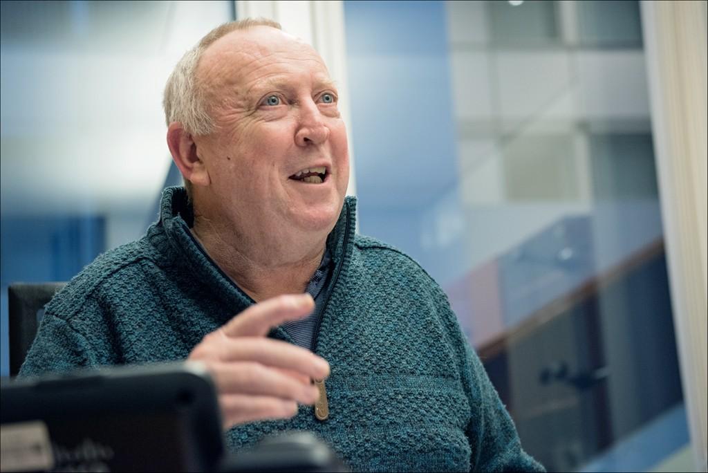 EP pranešėjas Keith Taylor