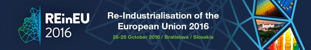 """Partnerystės renginys konferencijoje """"ES reindustrializacija 2016-aisiais"""""""