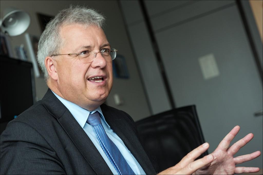 EP pranešėjas M. Ferber