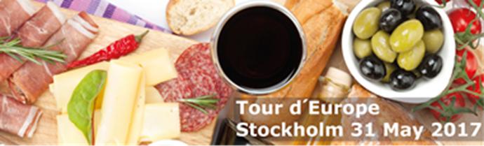 """Verslo kontaktų renginys """"Tour d'Europe"""""""