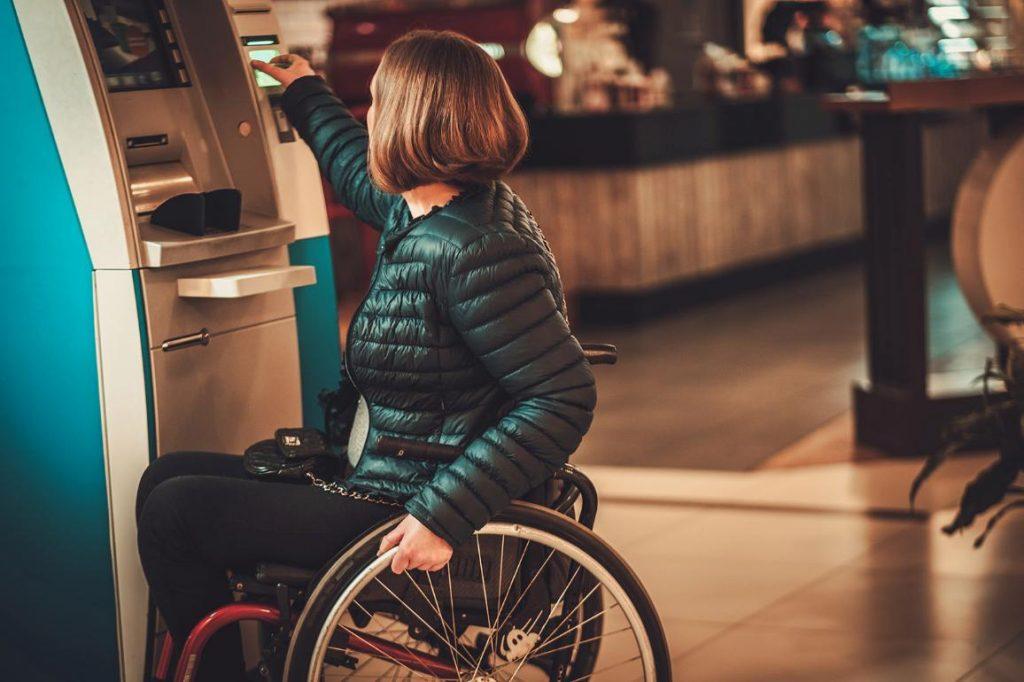 Siekiama didinti prekių ir paslaugų prieinamumą neįgaliesiems